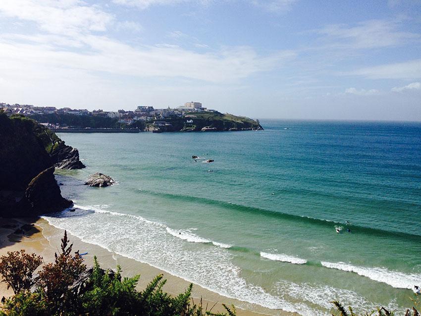 Lusty-Glaze-Beach-Newquay