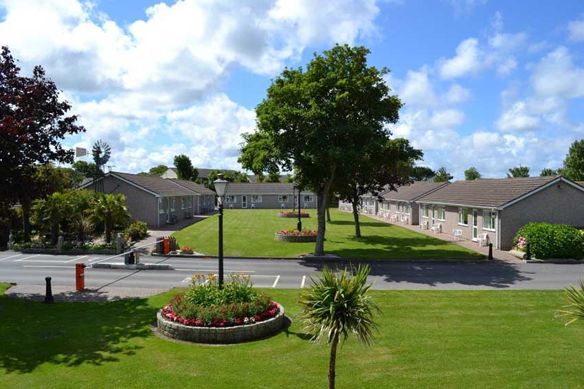 Holiday bungalows holiday park newquay