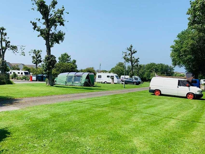 Trencreek Campsite Newquay